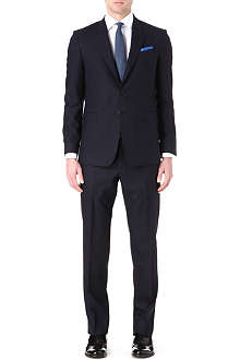 PAUL SMITH Slim-fit byard wool suit