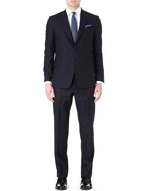 PAUL SMITH LONDON Slim-fit byard wool suit