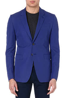 PAUL SMITH Cotton tailored jacket