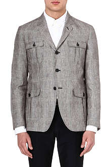 PAUL SMITH Tailored-fit safari jacket