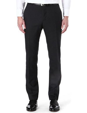 PAUL SMITH LONDON Tailor-fit wool trousers