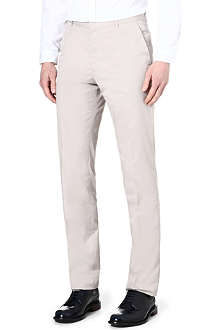 PAUL SMITH Tailored cotton trousers