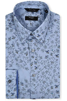 PAUL SMITH The Byard tailored-fit floral shirt