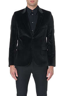 PAUL SMITH MAINLINE Velvet blazer