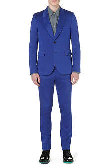 PAUL SMITH MAINLINE Masters wool and silk-blend suit jacket