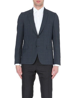 PAUL SMITH LONDON Two-buttoned wool jacket