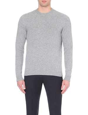 PAUL SMITH MAINLINE Crew-neck wool jumper