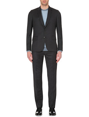 PAUL SMITH LONDON Soho wool and cashmere-blend suit