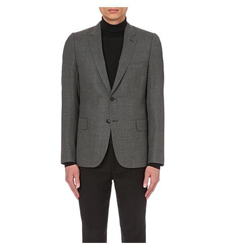 PAUL jacket SMITH Grey fit wool Soho PAUL SMITH vPRqBB