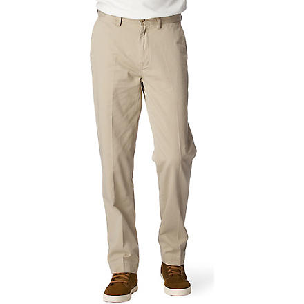 RALPH LAUREN Suffield chino trousers (A3293: surplus khaki