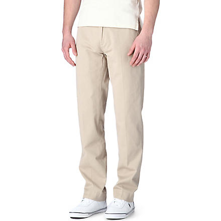 RALPH LAUREN Suffield vintage chinos (A3293: surplus khaki