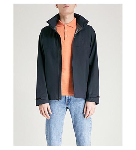 POLO RALPH LAUREN Waterproof shell jacket (College+navy