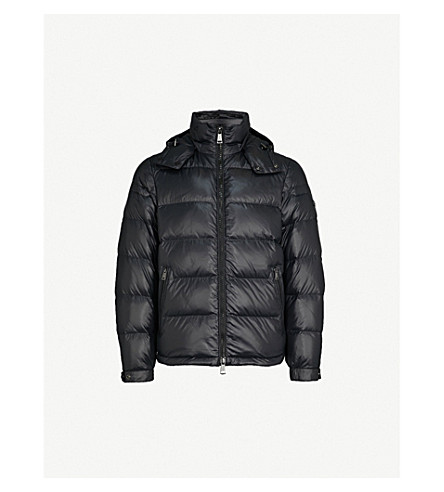 POLO RALPH LAUREN Puffer shell-down jacket (Polo+black
