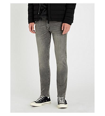 POLO RALPH LAUREN Slim-fit stretch-denim jeans (Warren+stretch