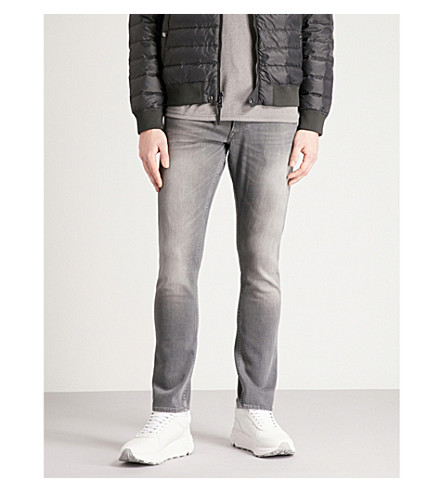 POLO RALPH LAUREN Sullivan slim-fit skinny jeans (Fulton+stretch