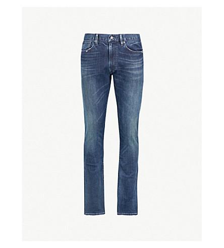 POLO RALPH LAUREN Sullivan slim-fit straight jeans (Myers+stretch