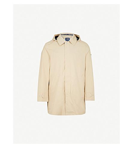 POLO RALPH LAUREN Commuter twill coat (Classic+khaki