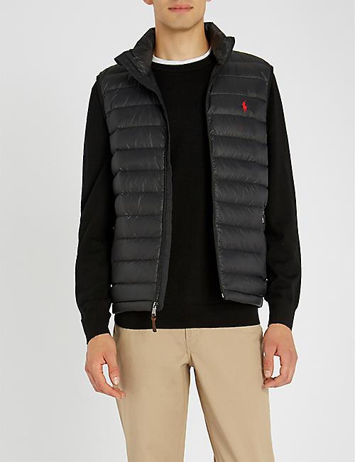 Coatsamp; Selfridges Polo Jackets Clothing Lauren Ralph Mens 0OPkXnw8