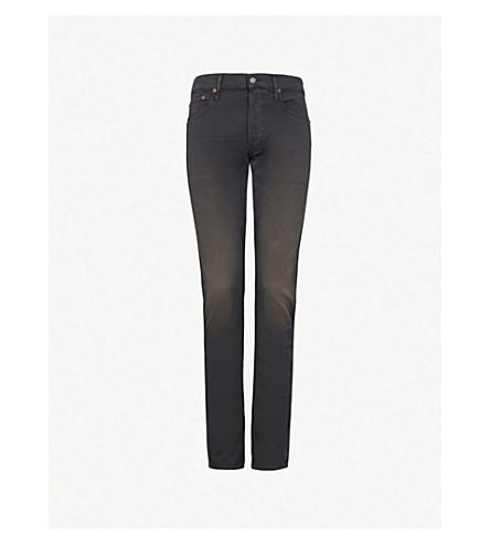 POLO RALPH LAUREN Sullivan slim-fit straight jeans (Heyward+grey