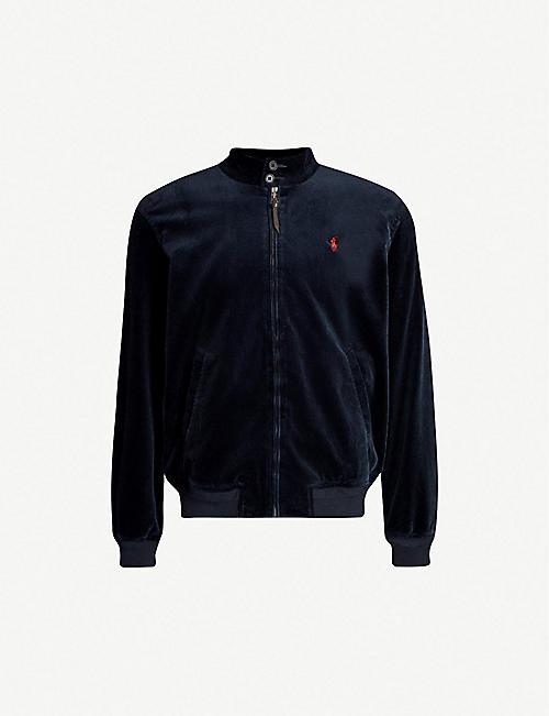 a163e43bd6 POLO RALPH LAUREN Baracuda stretch-cotton jacket
