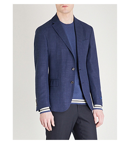 POLO RALPH LAUREN Morgan regular-fit woven jacket (Navy