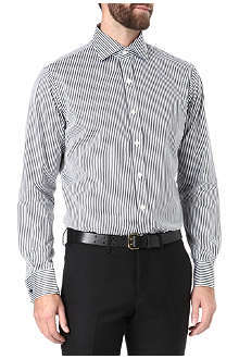 RALPH LAUREN Custom Regent striped shirt