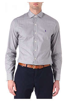 RALPH LAUREN Estate slim-fit shirt