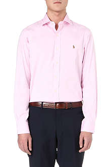 RALPH LAUREN Slim-fit Estate shirt