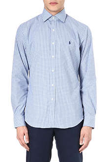 RALPH LAUREN Slim-fit Regent shirt