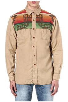 RALPH LAUREN Custom-fit Southwestern shirt