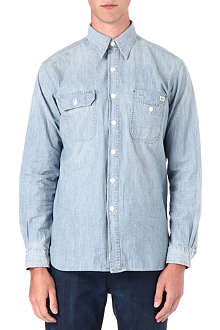 RALPH LAUREN Polo denim shirt