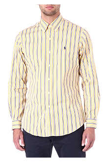 RALPH LAUREN Button-down stripe shirt