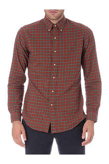 RALPH LAUREN Slim-fit check shirt