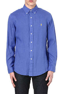 RALPH LAUREN Custom-fit sport shirt