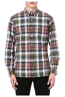 RALPH LAUREN Classic-fit checked shirt