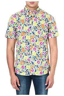 RALPH LAUREN Floral short-sleeved shirt