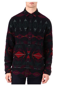 RALPH LAUREN Custom-fit hunting shirt