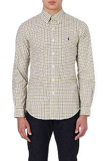 RALPH LAUREN Cotton check shirt