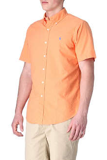 RALPH LAUREN Custom-fit short-sleeved shirt