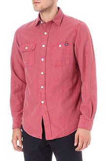 RALPH LAUREN Woven denim shirt