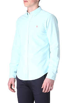 RALPH LAUREN Classic slim-fit shirt