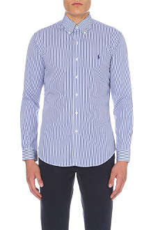 RALPH LAUREN Slim-fit single-cuff shirt