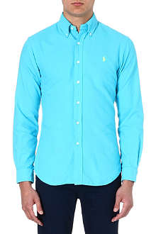 RALPH LAUREN Slim fit sport shirt
