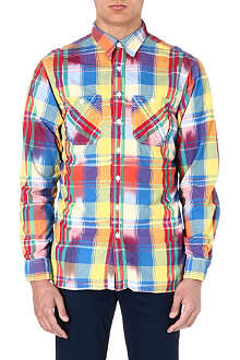 RALPH LAUREN Bright check shirt