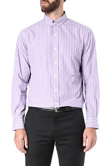 RALPH LAUREN All-over striped shirt