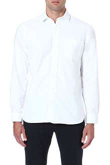 RALPH LAUREN Logo-embroidered cotton shirt
