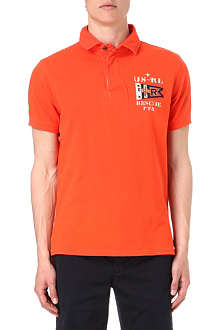 RALPH LAUREN Coastal Patrol custom-fit polo shirt