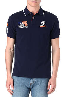 RALPH LAUREN Sailing polo shirt