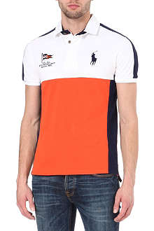 RALPH LAUREN Slim-fit Patrol polo shirt