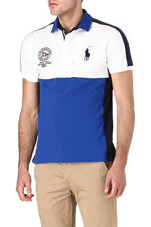 RALPH LAUREN Slim-fit Rescue polo shirt